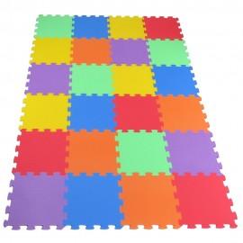 Pěnový koberec Uni-form 24