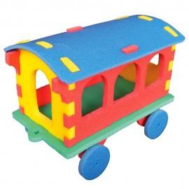 Vagon 3D Puzzle
