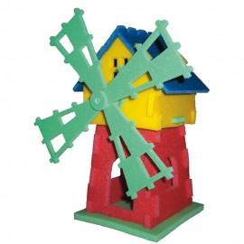 Mlýn 3D Puzzle