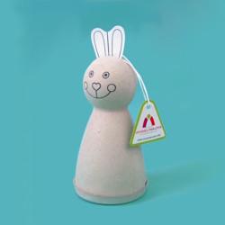 Kreativní maxi sada Vymaluj si svého zajíčka (12 kusů)