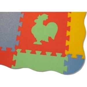 MALÝ GÉNIUS Okraje pro XL9 Vlna silný - 6 barev